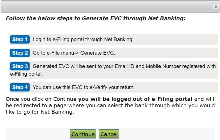 once net banking